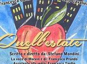 """""""Quell'estate"""", scena Teatro Testaccio Roma regia Stefano Mondini"""