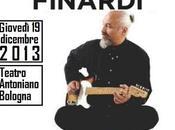 Eugenio Finardi Nuovo Umanesimo Tour Parole&Musica dicembre 2013 Bologna.