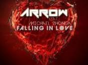 Arrow feat. Michael Zhonga Falling Love Video Testo Traduzione