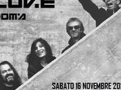 & Snah, l'altra faccia Motorpsycho rock pop-tronica, sabato novembre 2013 Rising Love Roma.