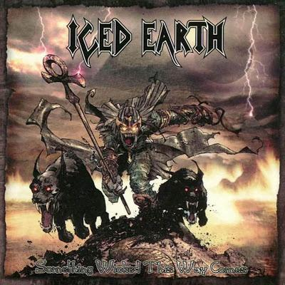 Iced Earth Melancholy Something Wicked this way comes