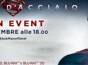 Ecco piccolo riassunto Event dedicato Steel