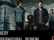 "very Supernatural...review! (9x05 ""Dog Dean Afternoon)"