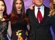Fashion Style Chiara Francini, Alessia Marcuzzi Silvia Toffanin