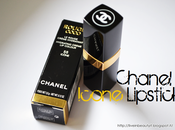 Chanel, Icone (55) Rouge Coco Lipstick Review swatches