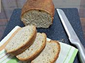 Pane semintegrale semi papavero