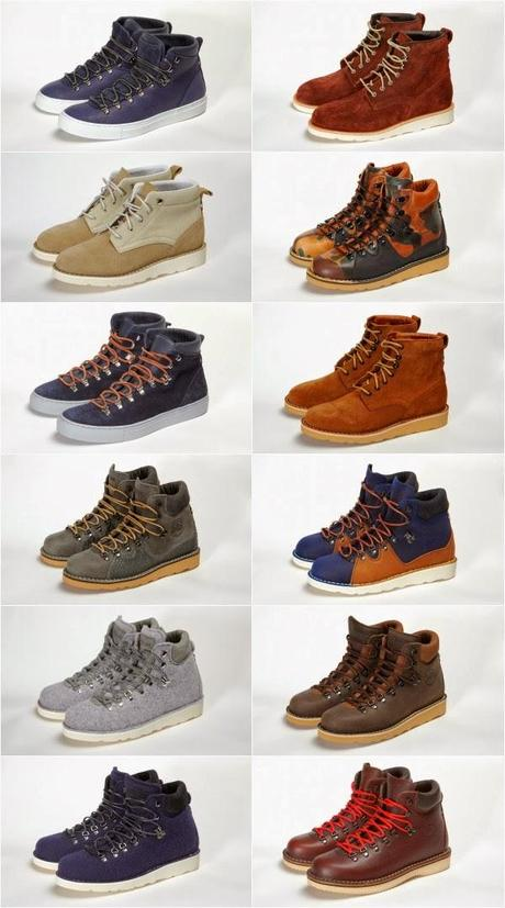 Diemme Footwear _ fall/winter 2013