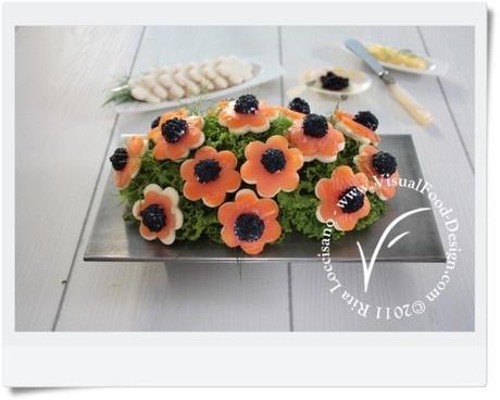 Visual Food Design: cibo bello da vedere e buono da mangiare - Paperblog