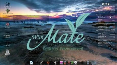 Linux Royal Mate Full 64bit