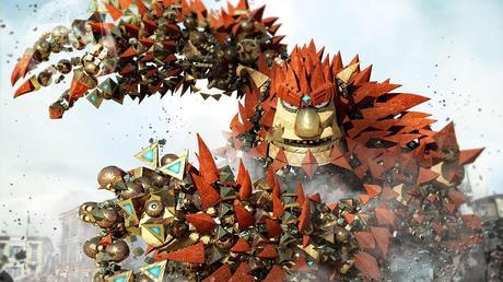 Knack - Gameplay in Remote Play su PlayStation Vita