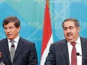 Ankara Baghdad, affari prima tutto