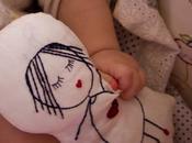 Bambole pezza fatte casa