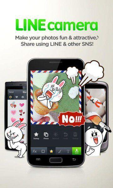 ★We have over 40 million users from 210 countries worldwide! ★LINE camera has received a total of 100,000 reviews! Thank you for your support!