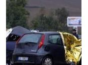 Incidente Fondovalle: morti, sono Menfi