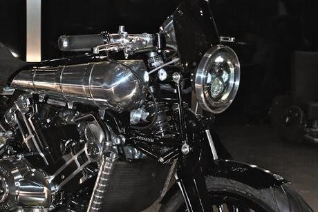 The new Brough Superior 1000 SS
