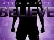 primo poster Believe, film evento dedicato Justin Bieber