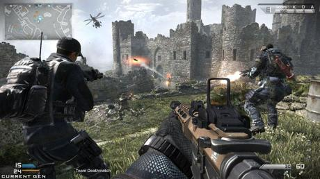 Call of Duty: Ghosts a 1080p su PlayStation 4? Solo dopo la patch del day one
