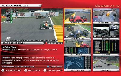 Gran Premio degli Stati Uniti, 18° weekend del campionato di Formula 1 2013 in diretta su Sky Sport F1 HD (Sky 206)