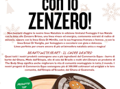 Body Shop, Zenzero Brioso Linea Natalizia 2013 Preview