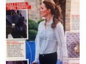 Kate Middleton: jeans, sneaker Zara Home. strada regina casual
