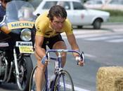 Bernard hinault, campione ciclismo anni