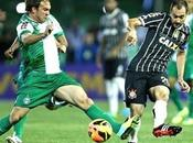 Coritiba-Corinthians 0-1, video highlights
