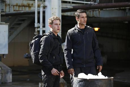 "Recap: Marvel's Agents of S.H.I.E.L.D. (1×07) – ""The Hub"""
