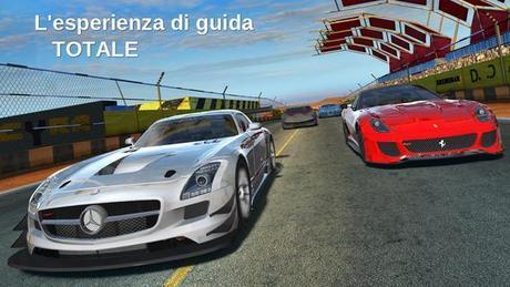GT Racing 2 è disponibile per iPhone e iPad