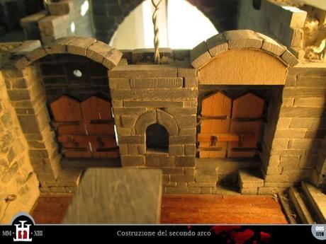 Costruzione 162 finestre del fondaco 4 arcate e tendaggi paperblog - Finestra a due archi ...