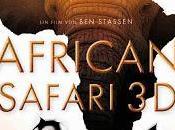 Cambio data d'uscita AFRICAN SAFARI cinema Novembre