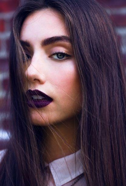 Tinta capelli color mirtillo