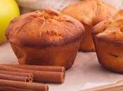 Muffin cuore mela profumo arancia