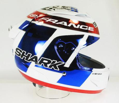 Shark Race-R Pro R.De Puniet GP Francia 2013 by OCD