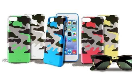 La nuova linea di cover di puro per iPhone 5C
