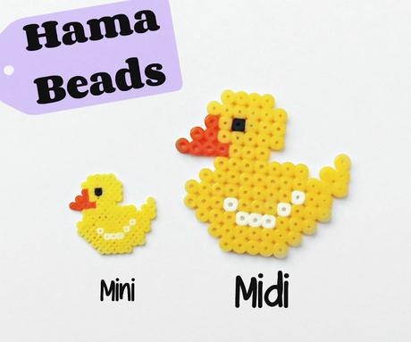Pazza per le Hama Beads!!