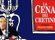 cena cretini: menu francese base equivoci
