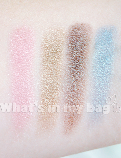 A close up on make up n°198: MAC, ombretti Club, Tilt, Pink Fusion e Sumptuous Olive