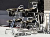 Stati Uniti: Lotus passo lungo entrambi piloti