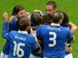 Calcio Amichevole Italia Germania Diretta
