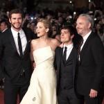 Hunger Games - Roma 2013 - Foto Cast 35