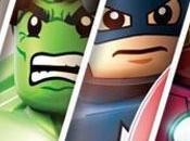 LEGO Marvel Super Heroes finalmente disponibile
