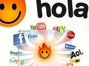 Hola Better Internet: come velocizzare traffico dati
