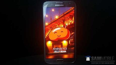 Galaxy Note II GT-N7100 Esclusiva N7100XXUEMK4 Android 4 3