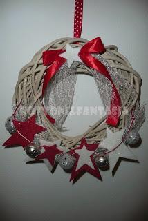 Le ghirlande di natale paperblog - Ghirlande per porte natalizie ...