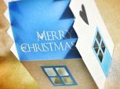 Un'idea facile effetto decorare Natale.