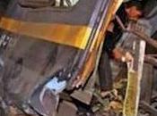 Autobus travolto treno Egitto