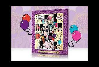 Calendario Dellavvento Benefit.Il Calendario Dell Avvento By Benefit Cosmetics Paperblog