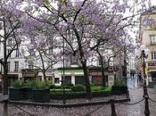 Parigi Parlare mogli, place Contrescarpe Fleurus