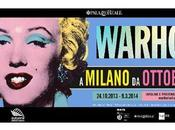 Andy Warhol Milano. opere significative