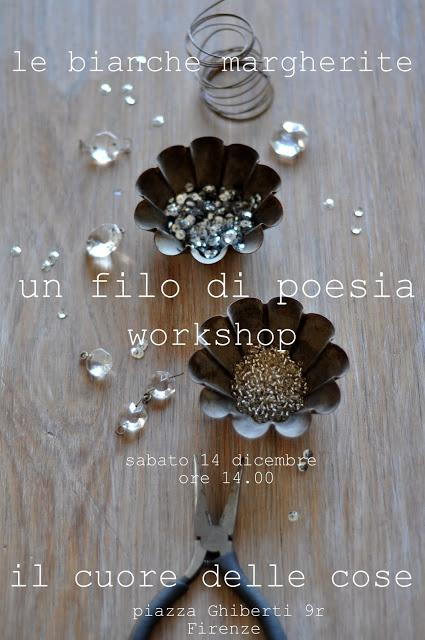Un filo di poesia. Workshop